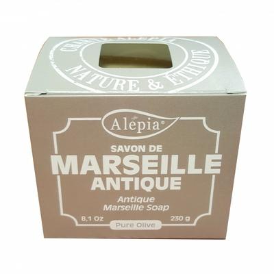 savon de marseille antique pure olive 230g