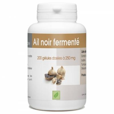 ail noir  fermenté 200 gélules 250 mg