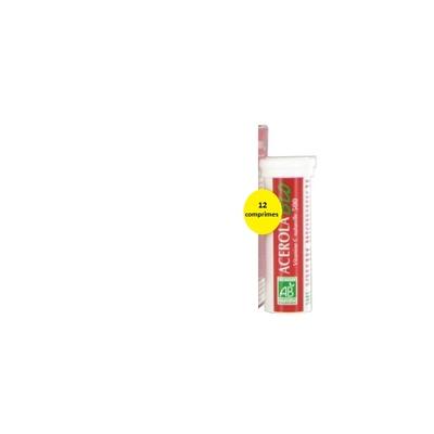 Acérola Bio 500 -  12 comprimés