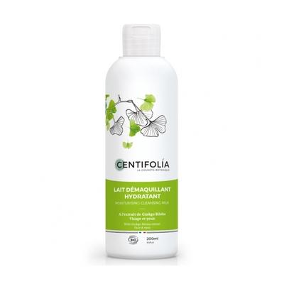 Lait demaquillant Bio hydratant Flacon 200ml