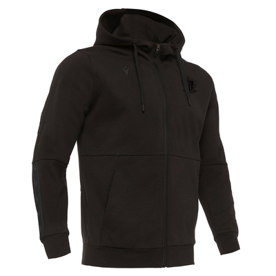 ATHLEISURE HOODY BLACK