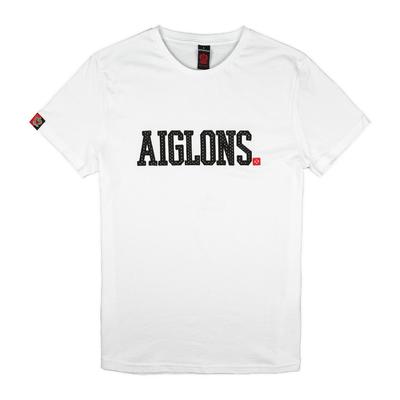 TEE-SHIRT AIGLONS BLANC