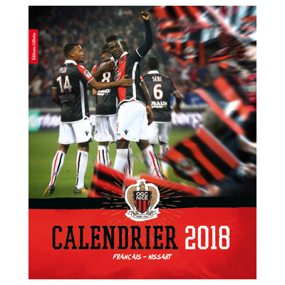 CALENDRIER 2018 OGCNICE