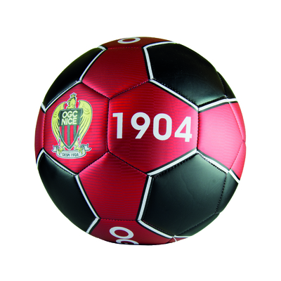 BALLON OGCNICE RED BLACK T5