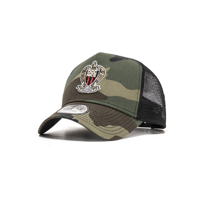 CASQUETTE NEW ERA TRUCKER CAMO
