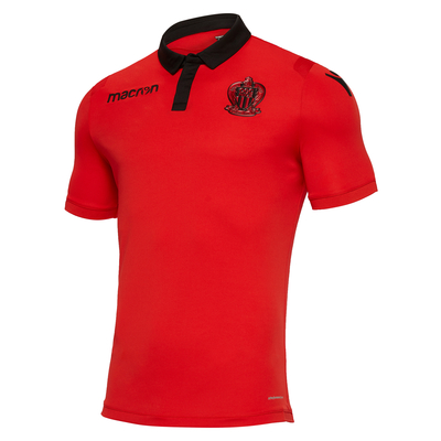 MAILLOT ROUGE 2018/19 JUNIOR