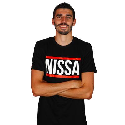 TEE-SHIRT NISSA NOIR