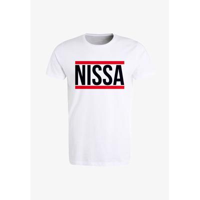 TEE-SHIRT NISSA BLANC