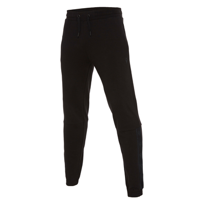 ATHLEISURE COTTON PANT BLACK