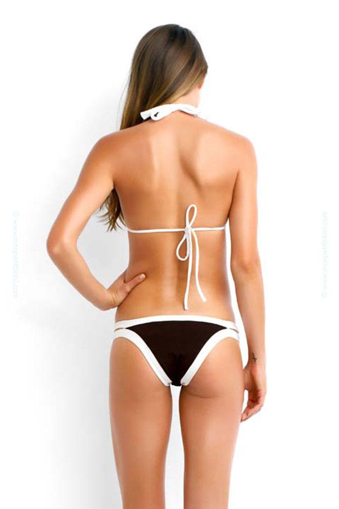 bikini tanga seafolly schwarz brazilian bikini hose. Black Bedroom Furniture Sets. Home Design Ideas