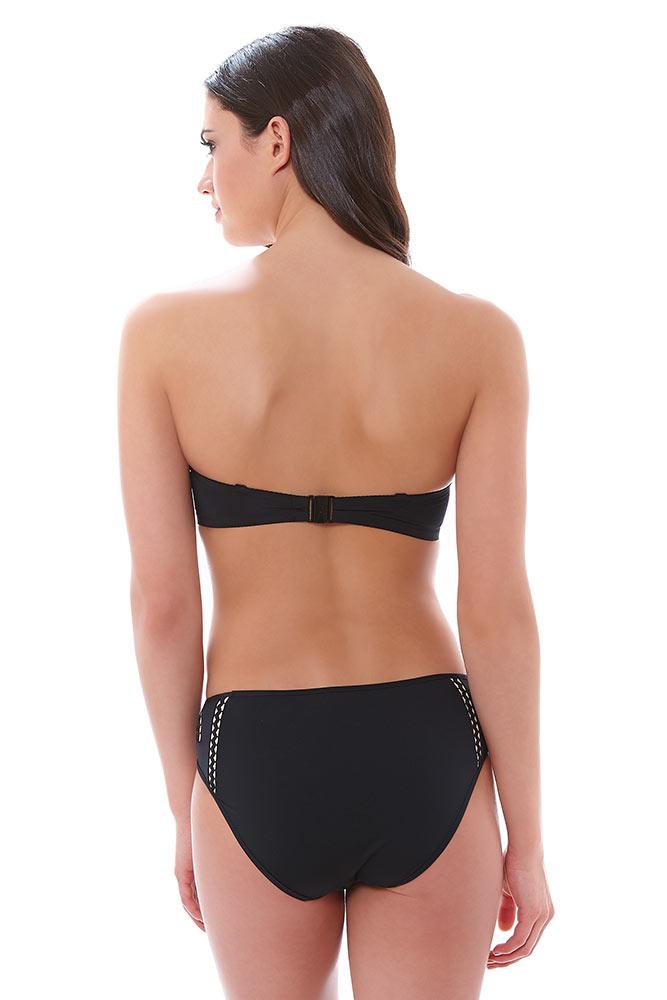 high waist bikini hose schwarz huit kollektion 2016 bikinis my all. Black Bedroom Furniture Sets. Home Design Ideas