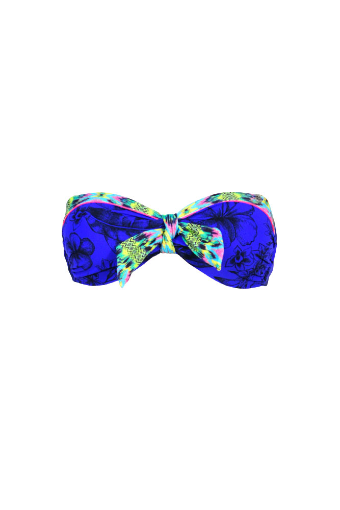 banana moon bikini mindanao 2 teilig bikinis ethno look blau 2016. Black Bedroom Furniture Sets. Home Design Ideas