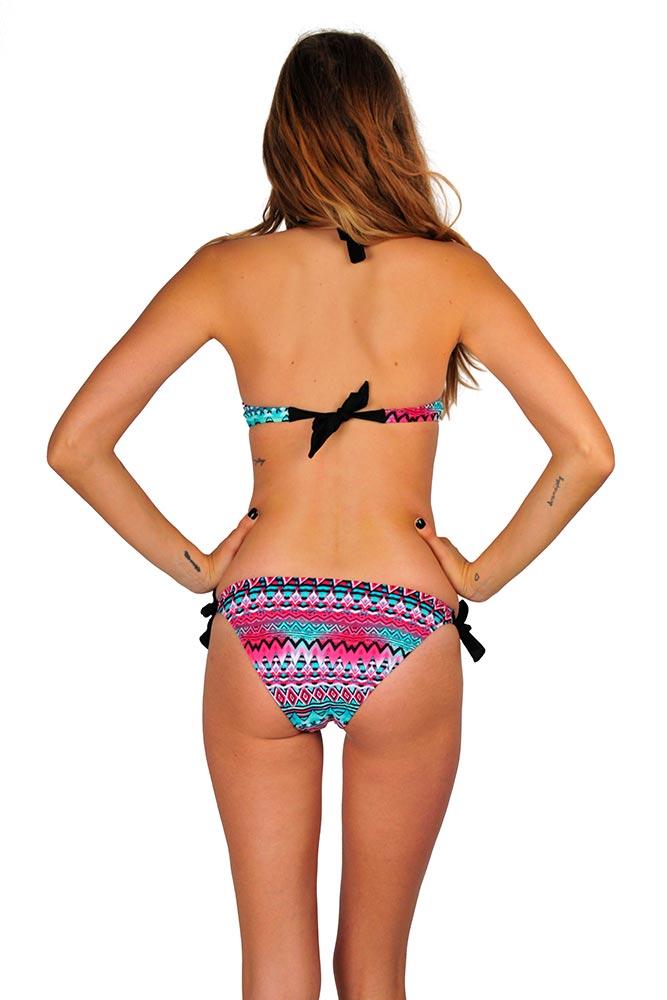 damen bademode bikinis 2016 push up bikini schwarz 2. Black Bedroom Furniture Sets. Home Design Ideas