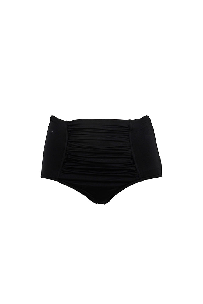 bikini goddess high waist in schwarz seafolly online. Black Bedroom Furniture Sets. Home Design Ideas