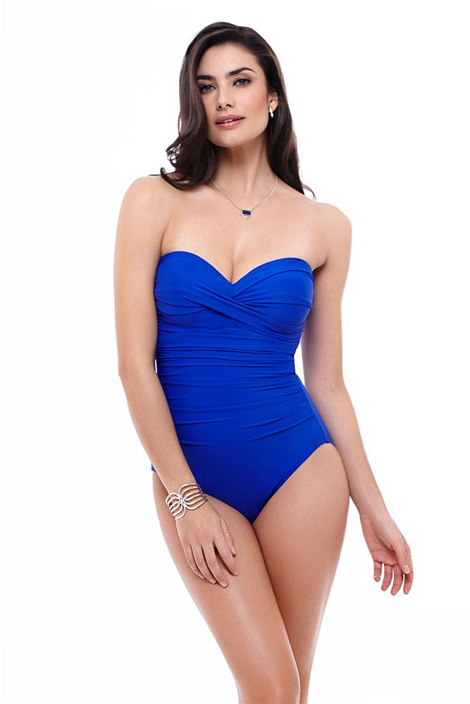 beau-maillot-de-bain-1-pièce-bustier-bleu-gainant-364143