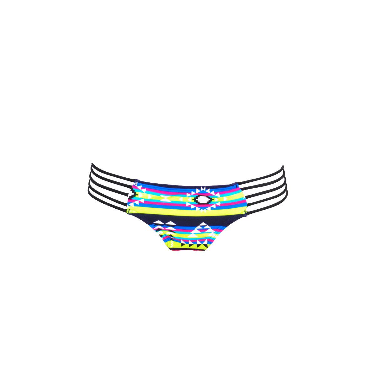 Mon Itsy Bikini Slip buntes Azteken-Muster (Hose)