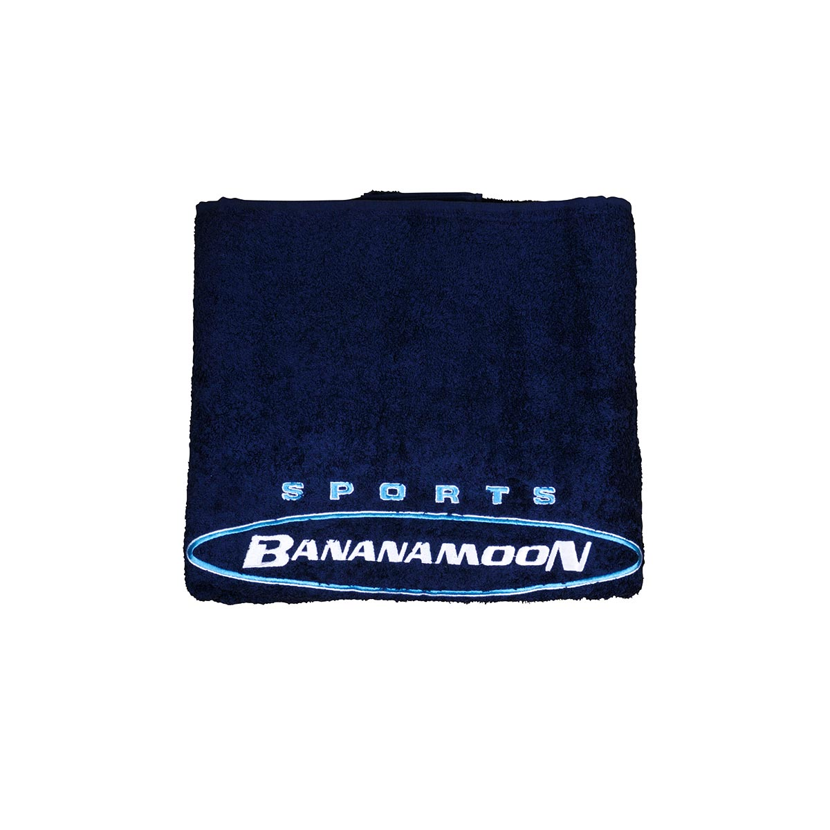 Strandtuch Plain Towely in Marineblau