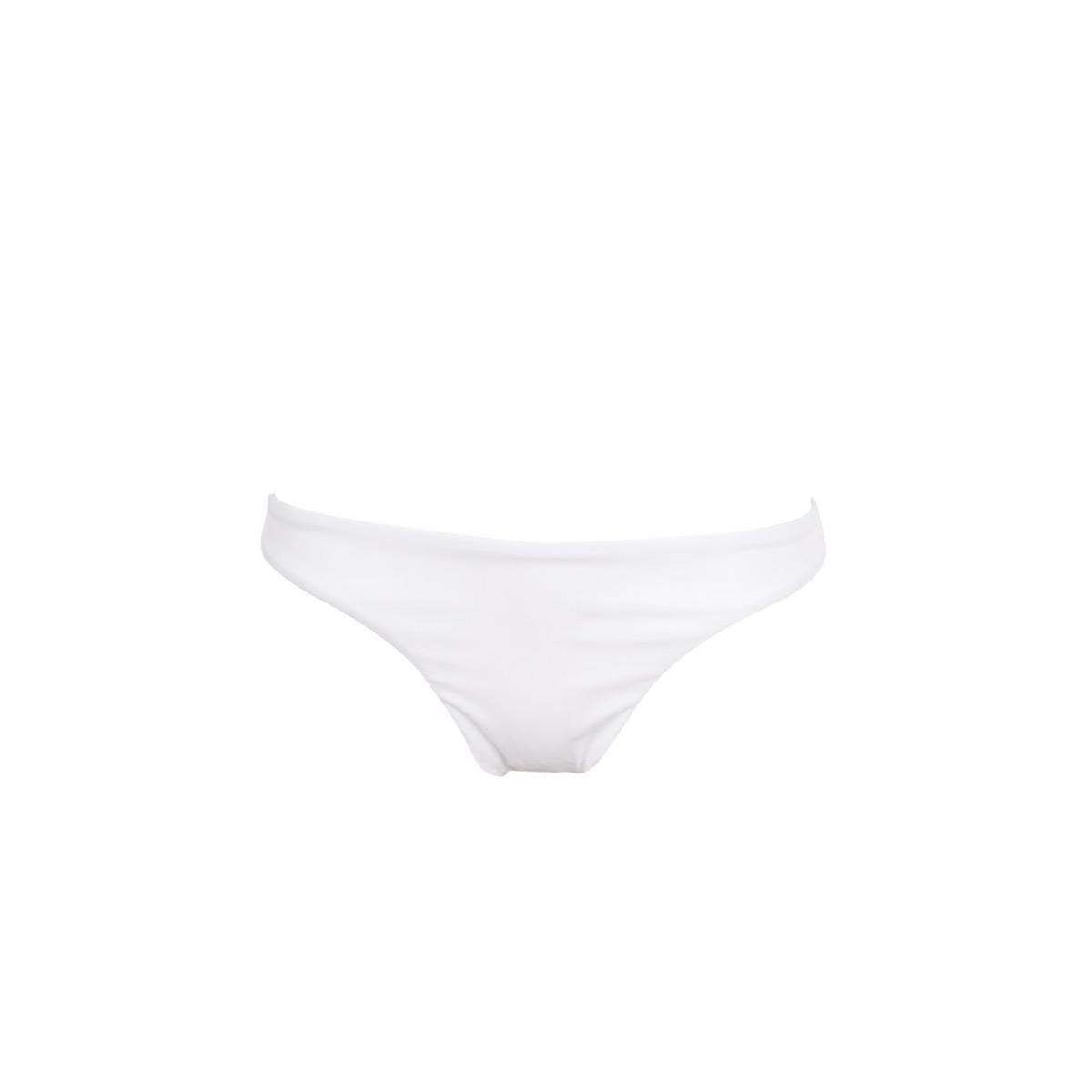 Mon Petit Bikini Tanga Weiß (Hose)