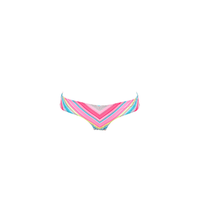 Bikini Hose Tribal Quest, in Schwarz / Bunt (Hose)