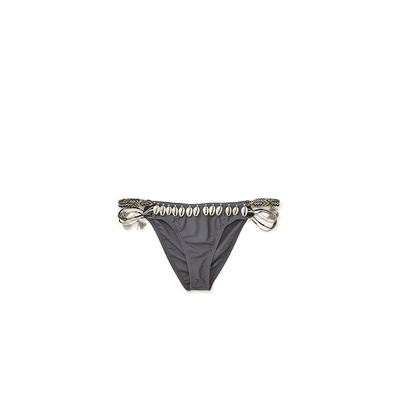 Bikini Slip Beauty, in Grau (Hose)