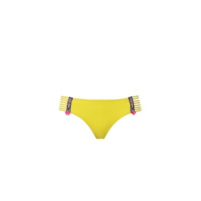 Bikini-Hose Totem, in Zitronengelb