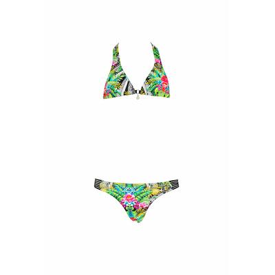 Bikini 2-teilig Grün, Tropical Kids