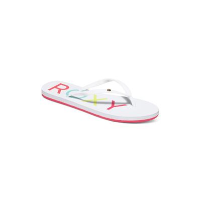 Damen Flip-Flops Sandy, in Weiß
