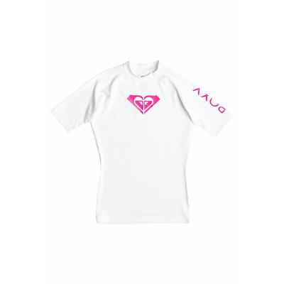 T-Shirt aus Lycra mit kurzen Ärmeln WholeHearts, in Weiß