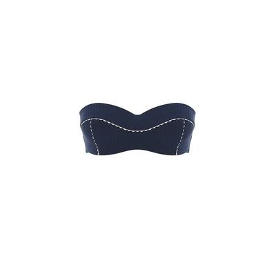 Bandeau Bikini-Top Absolutely Chic, in Blau (Oberteil)