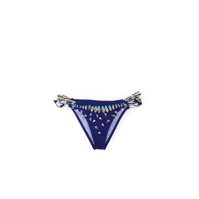 Bikini-Hose Bandy, in Blau
