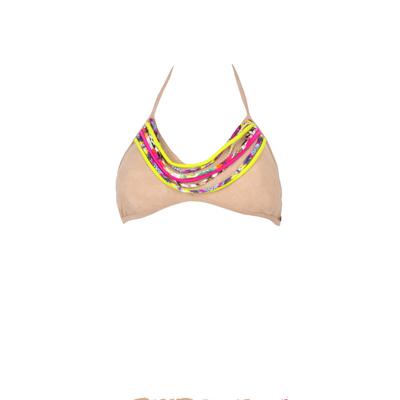 Triangel Bikini-Top Yavapai, in Beige