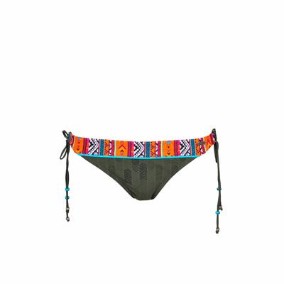 Bikini-Slip Kilavea, khakigrün (Hose)