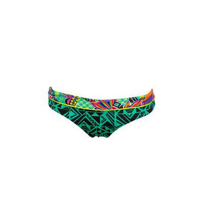 Bikini-Slip Papaya, grün (Hose)