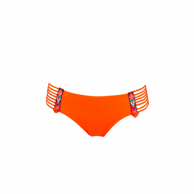 Bikini-Slip Totem, in Orange (Hose)