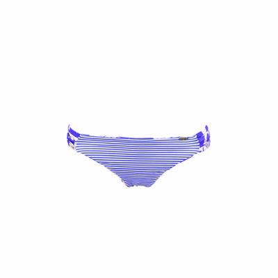 Teens Bikini-Slip Racer, blau