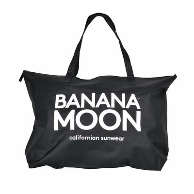 Strandtasche Bagbasi, schwarz