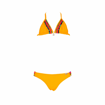 Bikini-Set Spring, gelb
