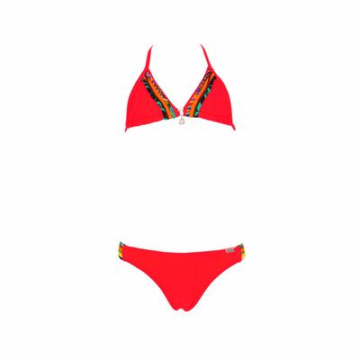 Bikini-Set Spring für Mädchen, in rot
