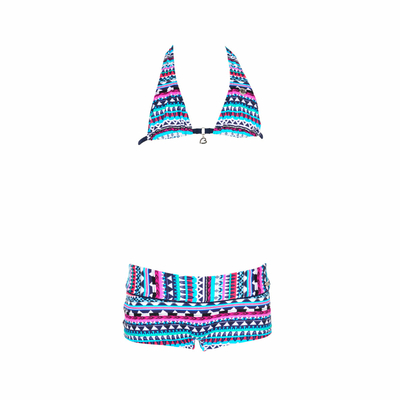 Bikini-Set für Mädchen Tamatoa, in blau