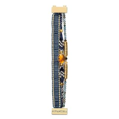 Brasilianisches blaues Armband Mini Diva
