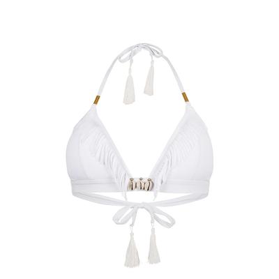 Triangel-Bikini Coryswim, weiß (Oberteil)