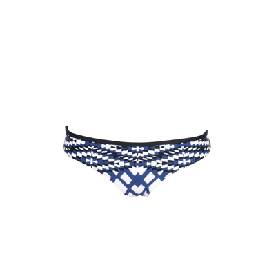 Bikini Hose Modern Tribe in Stahl-Blau (Hose)