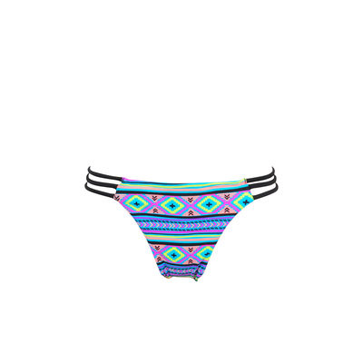 Mon Tanga Mini Itsy Bikini Ethno bunt (Hose)