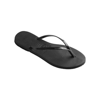 Flip Flops You Metallic, schwarz