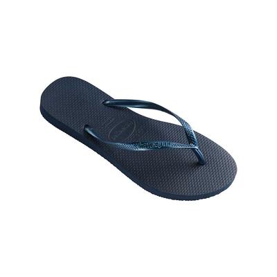 Flip-Flops Slim, marine blau