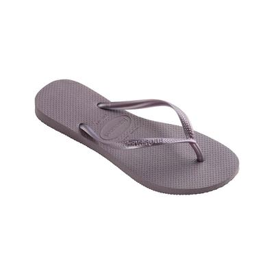 Flip-Flops Slim, grau taupe
