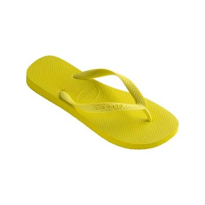Flip-Flops Top, gelb