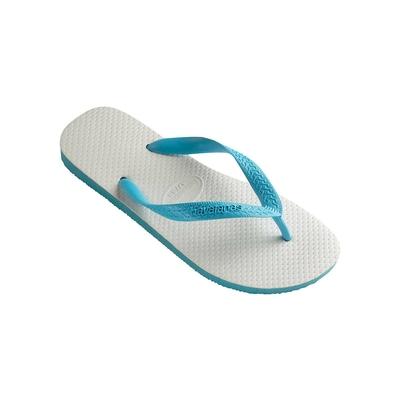 Flip-Flops Tradicional, in weiß