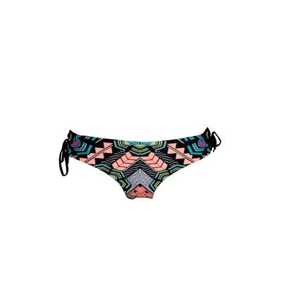 Brazilian-Bikini Fiesta, schwarz (Hose)