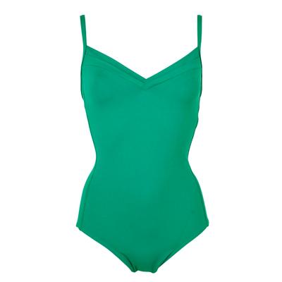Badeanzug Ball, grün